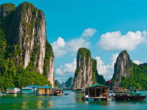 Vietnam Atrações