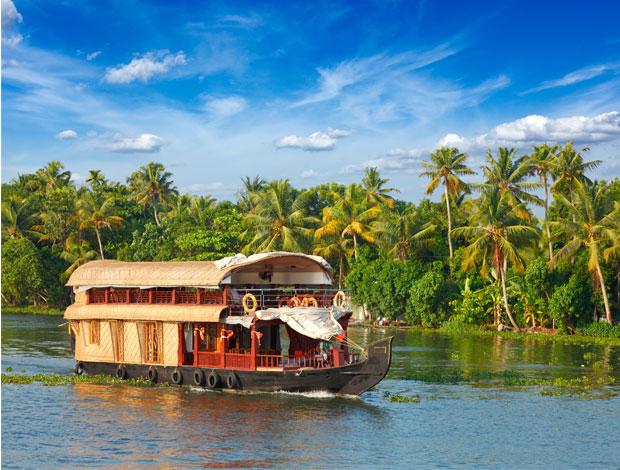 Kerala Atrações