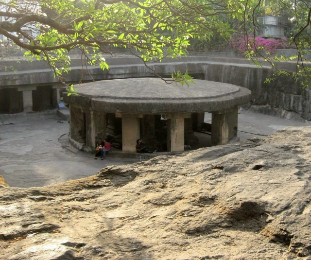 Pune-Pataleshwar-cave-temple