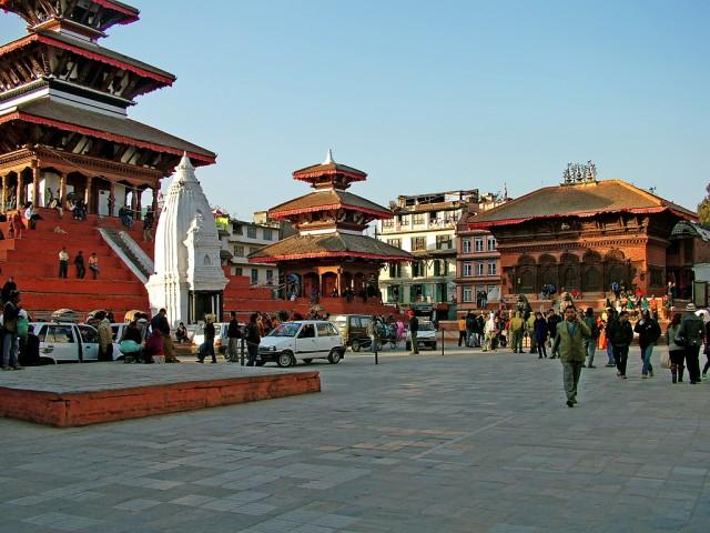 Kathmandu, Your Strange Bewildering Time