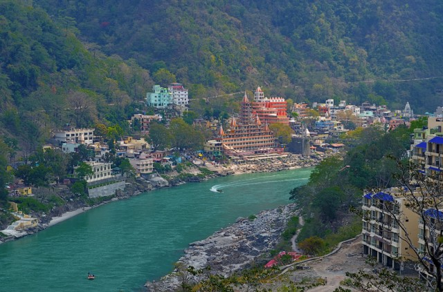 Rishikesh: From Sadhus to Hippies