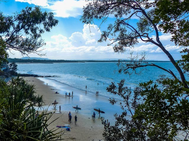 Noosa Beach a Perfect Australian Escape
