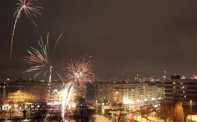 Berlin New Year Eve