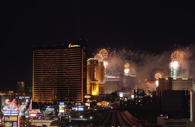 Las Vegas New Year Eve