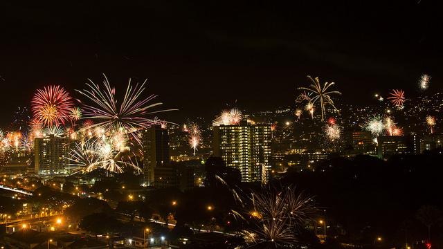 Oahu New Year Eve