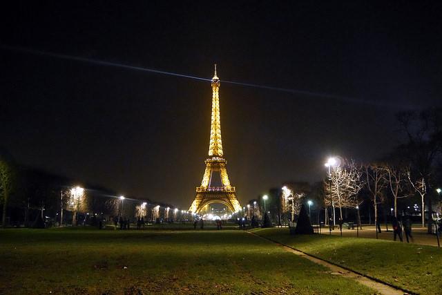 Paris New Year Eve