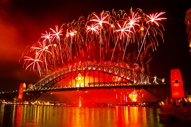 Sydney New Year Eve