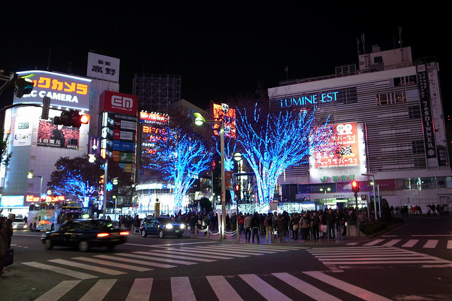 Tokyo New Year Eve