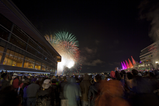 Vancouver New Year Eve