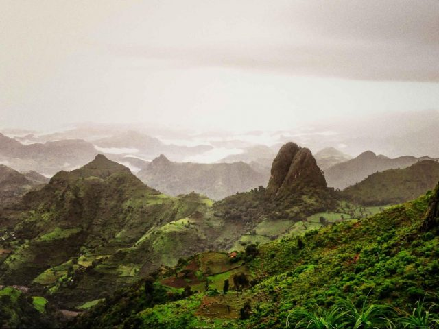 Mount Simien – Home to One of Africa's Rarest Species