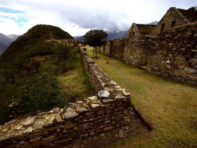 Choquequirao - Sister City of Machu Picchu